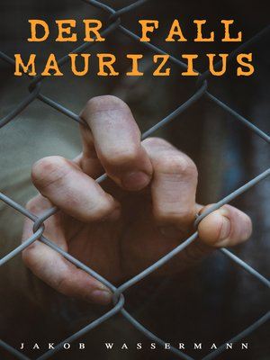 cover image of Der Fall Maurizius