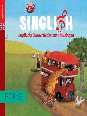 cover image of PONS Singlish