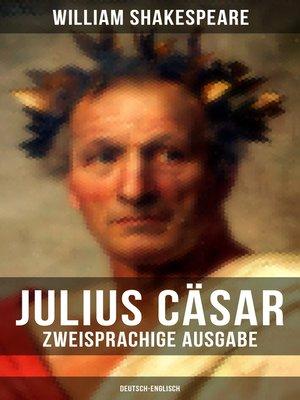 cover image of Julius Cäsar (Zweisprachige Ausgabe