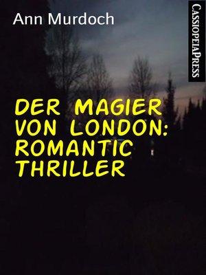 cover image of Der Magier von London