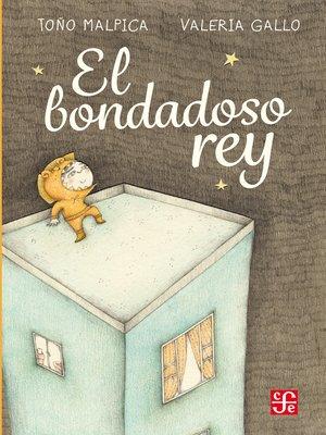 cover image of El bondadoso rey