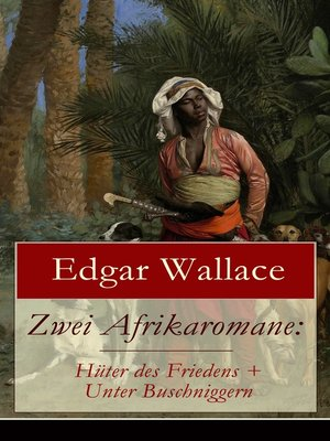 cover image of Zwei Afrikaromane
