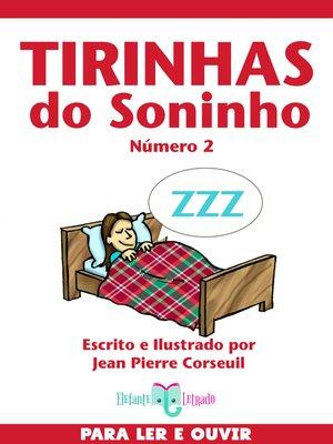 cover image of Tirinhas do Soninho 2