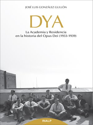 cover image of DYA