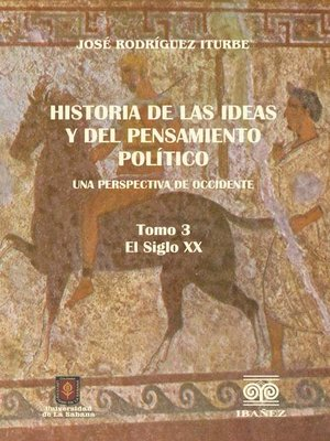 cover image of Historia de las ideas  y del pensamiento político. Una perspectiva de Occidente. 3
