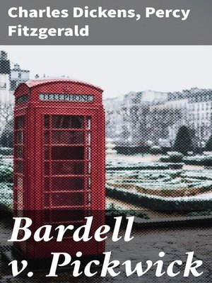 cover image of Bardell v. Pickwick