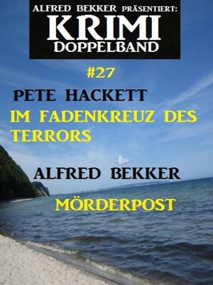 cover image of Krimi Doppelband #27