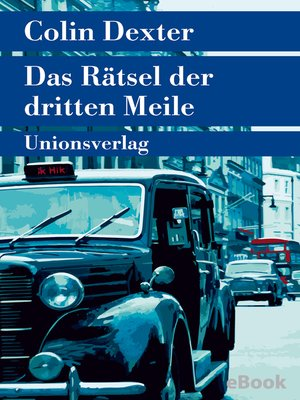 cover image of Das Rätsel der dritten Meile