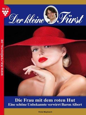 cover image of Der kleine Fürst 33--Adelsroman