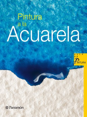 cover image of Pintura a la acuarela
