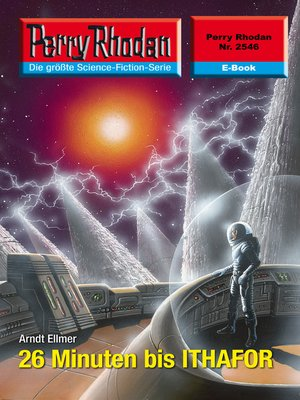 cover image of Perry Rhodan 2546