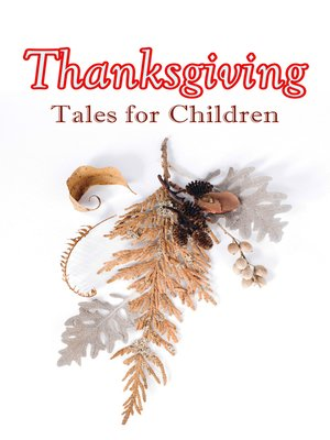 cover image of Thanksgiving Tales for Children
