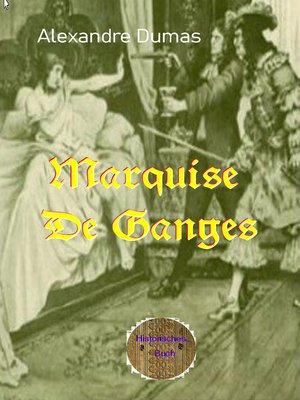 cover image of Marquise De Ganges