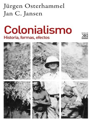 cover image of Colonialismo