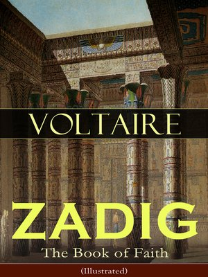 cover image of ZADIG--The Book of Faith (Illustrated)