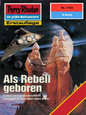 cover image of Perry Rhodan 1752