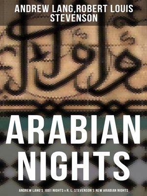 cover image of ARABIAN NIGHTS