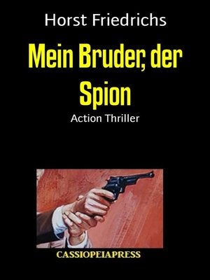 cover image of Mein Bruder, der Spion