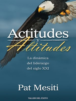 cover image of Actitudes y altitudes