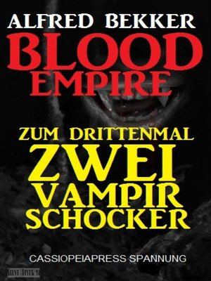 cover image of Blood Empire