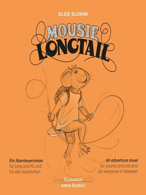 cover image of Mousie Longtail