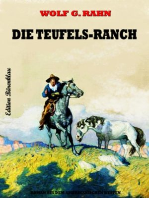 cover image of Die Teufels-Ranch