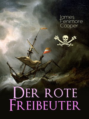 cover image of Der rote Freibeuter