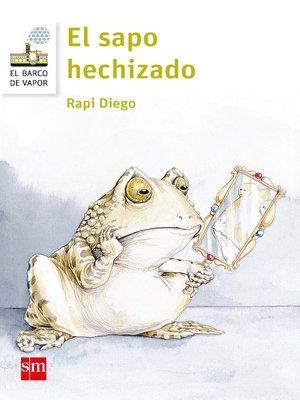 cover image of El sapo hechizado