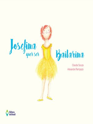 cover image of Josefina quer ser bailarina