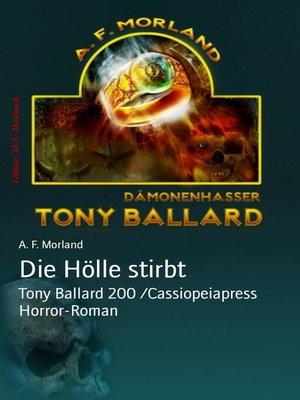 cover image of Die Hölle stirbt