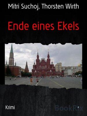 cover image of Ende eines Ekels