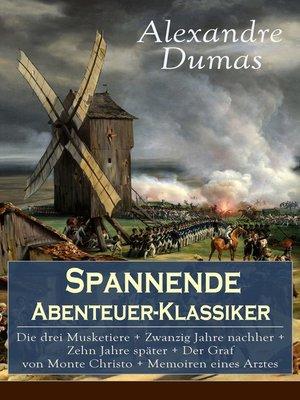 cover image of Spannende Abenteuer-Klassiker