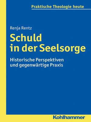 cover image of Schuld in der Seelsorge