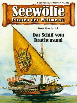 cover image of Seewölfe--Piraten der Weltmeere 223