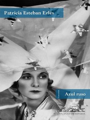 cover image of Azul ruso