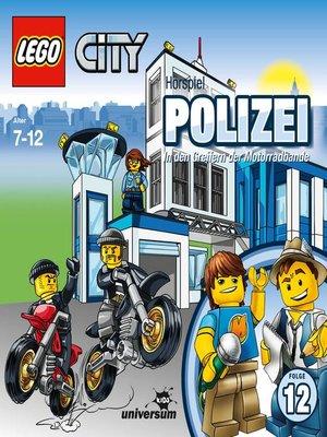 cover image of Folge 12--Polizei--In den Greifern der Motorradbande