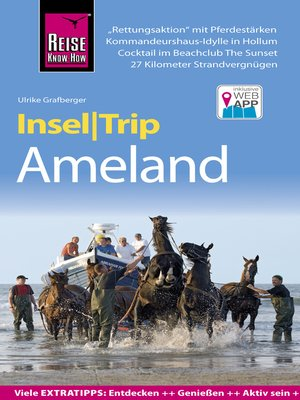 cover image of Reise Know-How InselTrip Ameland