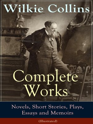 cover image of Complete Works of Wilkie Collins