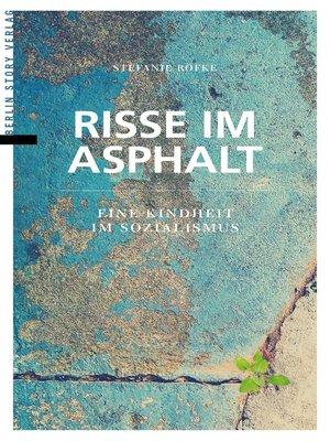 cover image of Risse im Asphalt