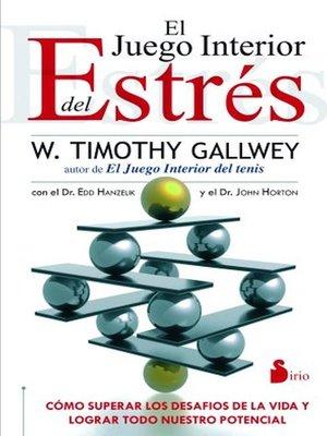 cover image of El juego interior del estrés