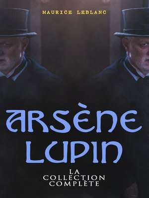 cover image of Arsène Lupin
