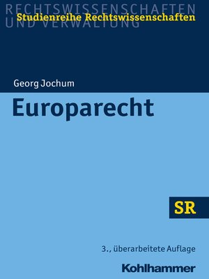 cover image of Europarecht