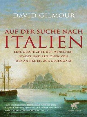cover image of Auf der Suche nach Italien
