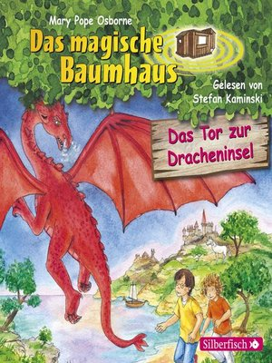 cover image of Das Tor zur Dracheninsel