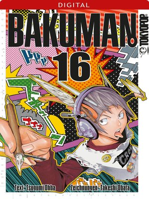 cover image of Bakuman. 16