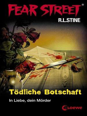 cover image of Tödliche Botschaft
