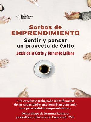 cover image of Sorbos de emprendimiento