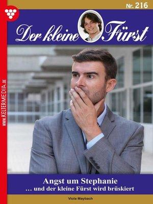 cover image of Der kleine Fürst 216 – Adelsroman