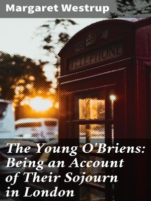 cover image of The Young O'Briens