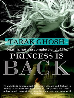 cover image of Princess Is Back